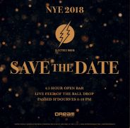 New Year's Eve 2018 at Electric Room