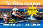 10th Annual San Francisco Salsa Festival March 23-24, 2018