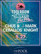 Harrahs Resort Day Pool Party MDW Chus Ceballos & Mark Knight