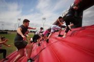 Inflatable 5k Obstacle Course Run - Cheltenham