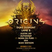 The Underground Moves Above As RBDeep Presents Origins