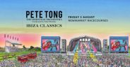 Pete Tong and The Heritage Orchestra at Newmarket Racecourses