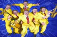 Jump Jive and Swing with The Jive Aces at Hideaway Jazz Club London