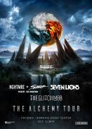 NGHTMRE + SLANDER Present Gud Vibrations, Seven Lions, and The Glitch Mob Announce The Alchemy Tour