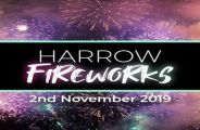 Harrow and London Fireworks Display! 2nd November 2019 CELEBRATION OF CULTURE