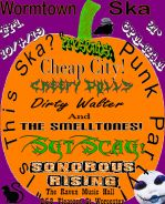 Wormtown Ska Presents: Is this ska? w/ Cheap City, Sgt Scag, Smelltones + more!