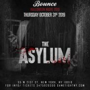 Bounce NYC Halloween night Party 2019