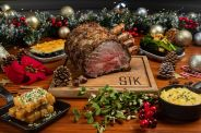 Enjoy Vibe Dining on Christmas Eve and Christmas Day at STK Atlanta